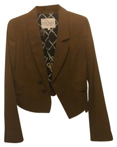 Rachel Roy Vintage Cloth Brown / Tobacco Blazer