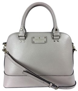 Kate Spade Satchel in Moosefrost