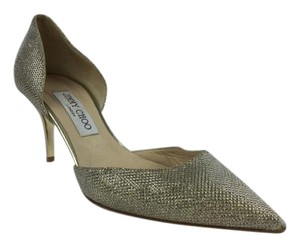 Jimmy Choo Sparkle Gold Formal