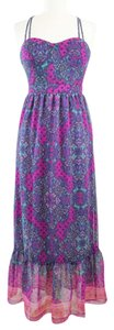 Purple Maxi Dress by American Eagle Outfitters