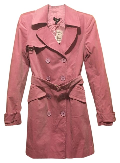 Item - Pink Trench Coat Size 8 (M)