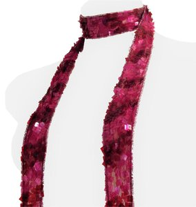 Lane Bryant Mermaid Sequin Skinny Scarf