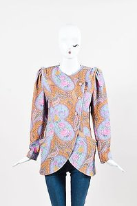 Vintage Emanuel Ungaro Multi-Color Jacket