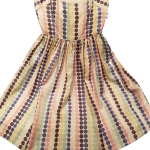 Anthropologie short dress Multicolor on Tradesy