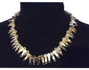 Marc Jacobs Marc Jacobs Zipper Necklace
