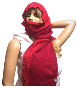 Nine & Co. Hooded Wrap Scarf