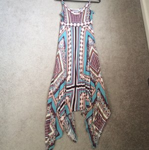Multicolored Maxi Dress by American Rag