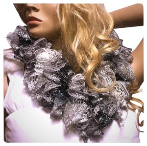 Other Ombre Ruffle Scarf