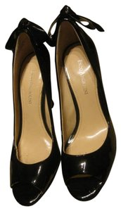 Enzo Black Pumps