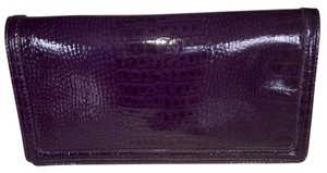 Banana Republic Deep purple Clutch