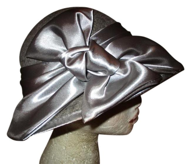Item - Grey Fine Millinery Collection Wool Hat