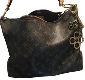 Louis Vuitton Suly MM Hobo Bag