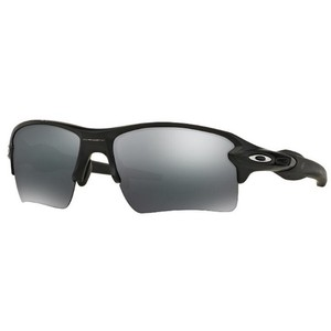 Oakley Oakley OO9188-08 FLAK Black Sunglasses