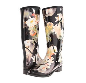 Ted Baker Floral Boots