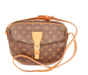 Louis Vuitton Juene Fille Gm Vintage Cross Body Bag