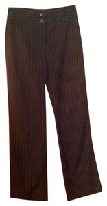 George Pin Stripe Viscose Polyester Pants
