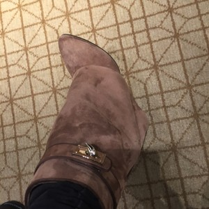 Givenchy Nude/brown Boots