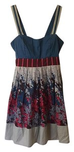 Kimchi Blue short dress Blue on Tradesy