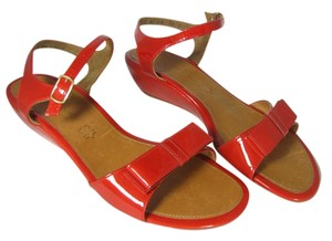 Paul Green red Sandals