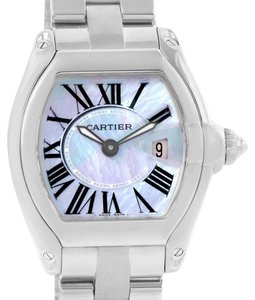 Cartier Cartier Roadster Purple Mother of Pearl Dial Ladies Watch W6206007