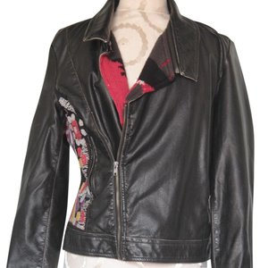 Desigual Leather Jacket