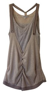 Mystree Top Beige/grey