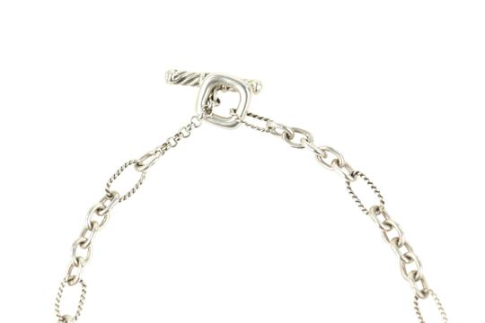 David Yurman 18K Gold and Pearl Chain Image 5