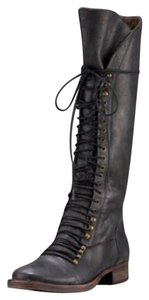 Joie Refugee Combat Boot Black Boots