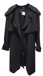 Line & Dot & Los Angeles Trench Fall Trench Coat