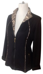 Neiman Marcus Black Jacket