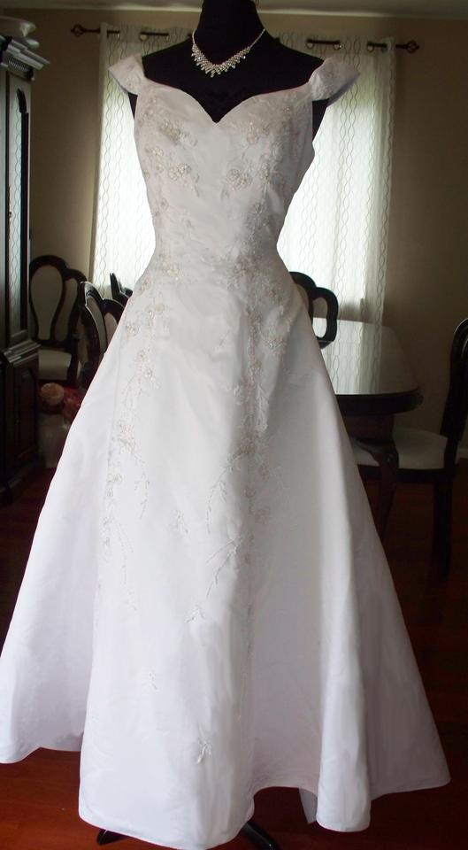 Mori lee winter sale wedding dress on sale 78 off for Mori lee wedding dress sale