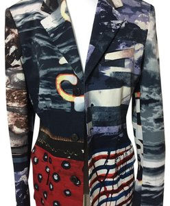 Jean-Paul Gaultier Multi-colored Blazer