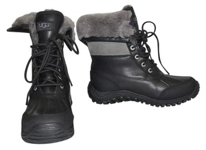 UGG Australia Winter BLACK GREY Boots