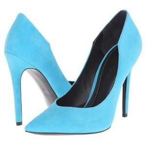Kendall + Kylie Turqouis Pumps