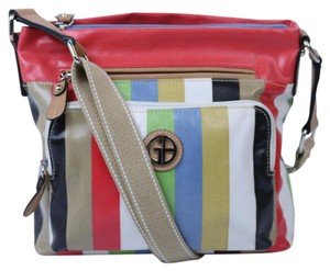 Giani Bernini Lightweight Colorful Cross Body Bag
