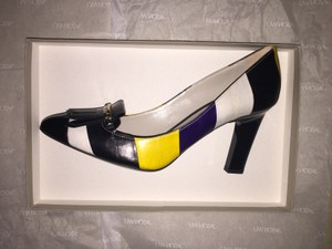 Jason Wu Gold/violet Pumps