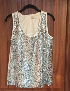Kate Spade Free Shipping Size Small Sequin Lena Top