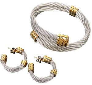 Charriol 2-color Cable