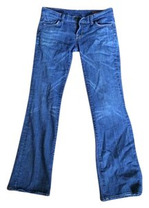 Citizens of Humanity Boot Cut Jeans-Medium Wash