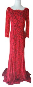 red Maxi Dress by Diane von Furstenberg Zarita