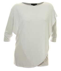 Grace Elements Top White