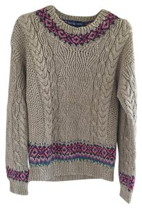 Ralph Lauren Knit Jute Sweater