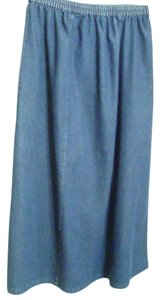 Marisol Skirt blue denim