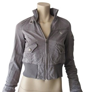 Abercrombie & Fitch Motorcycle Jacket