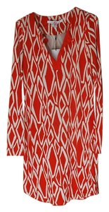 Diane von Furstenberg short dress Reinal on Tradesy
