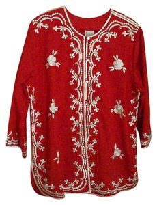 Trinie Embroidered Tunic