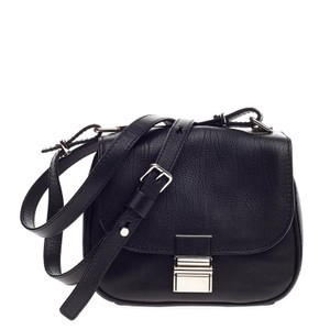 Proenza Schouler Leather Satchel in Black