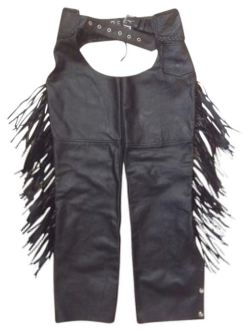 Preload https://item2.tradesy.com/images/black-motorcycle-riding-chaps-activewear-size-2-xs-1973591-0-1.jpg?width=400&height=650