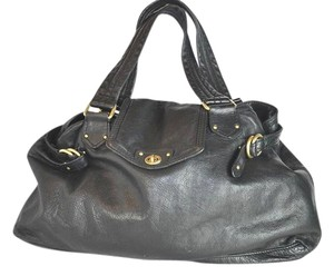 Marc Jacobs Large Tote Satchel in Black