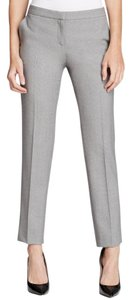 Theory Capri/Cropped Pants Light Heather